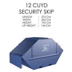 12 CUYD Security Skip
