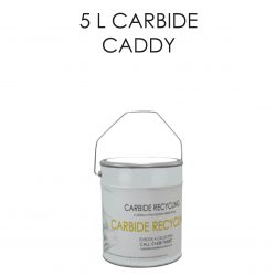 5 L Carbide Caddy