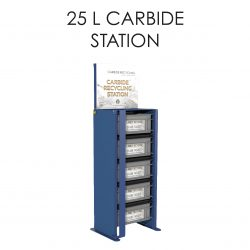 25 L Carbide Station